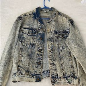Vintage George's Marciano for GUESS Jean Jacket